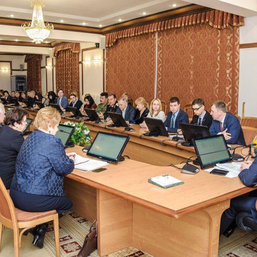 Встреча кубанского вице-губернатора с руководством НКО