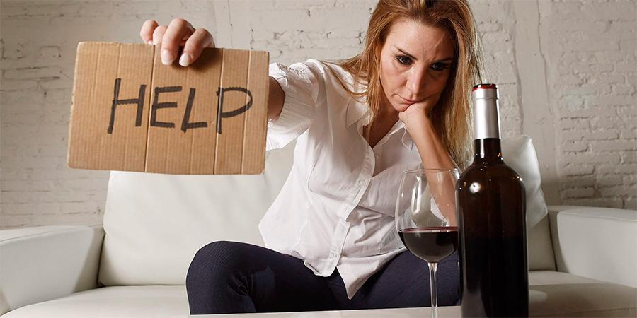 Профессиональная помощь психолога при алкоголизме